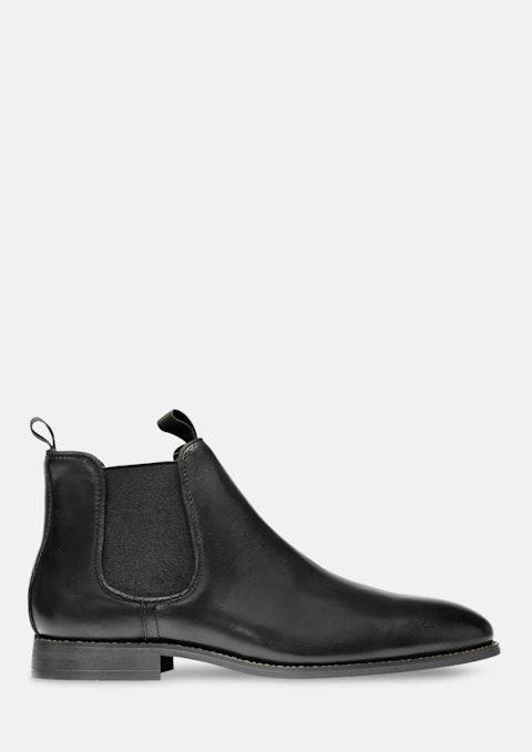 Black Barrett Boots