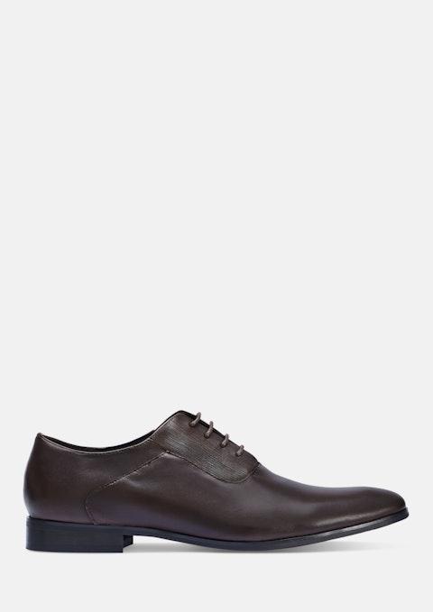 Brown Rocky Dress Shoe