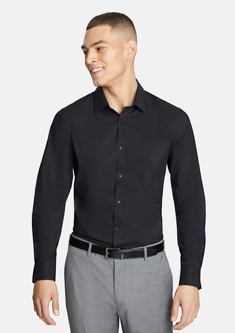 Black Legend Dress Shirt