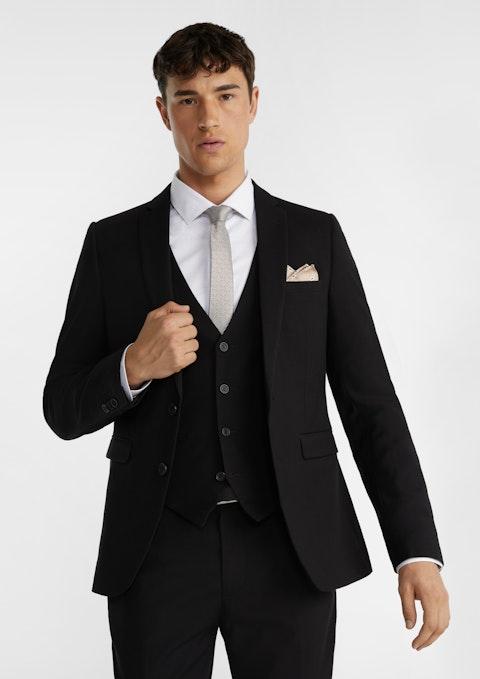 Black Goodfella Skinny Suit Jacket