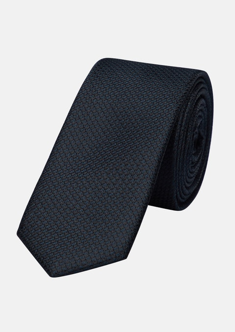 Ink Mac Textured 5cm Tie