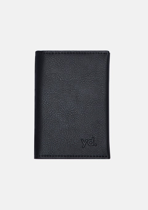 Black James Wallet