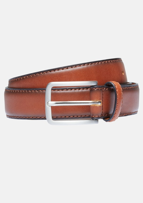 Tan Brown Oskar Belt