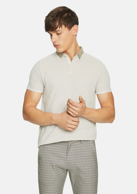 Natural Connell Polo