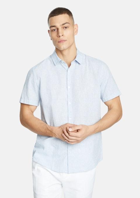 Sky John Linen Blend Shirt