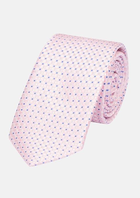 Ice Pink Elegant 6.5cm Tie