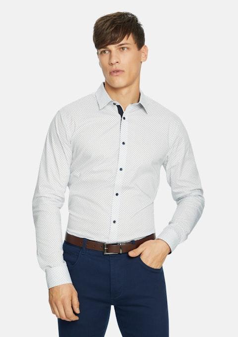 Blue Print Emmett Slim  Shirt