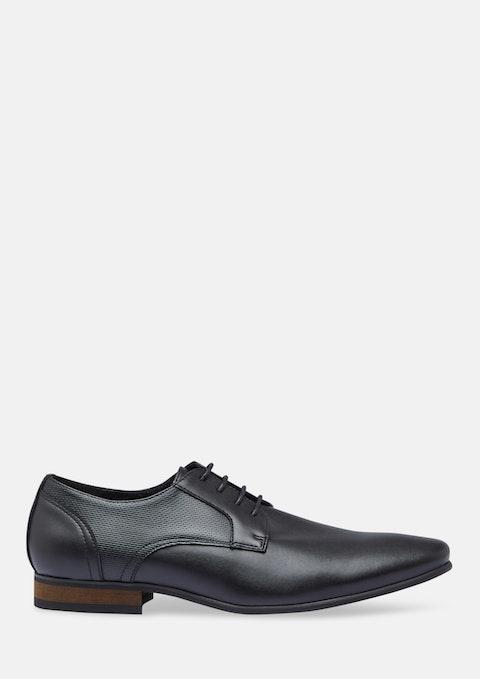 Black Josh Dress Shoe