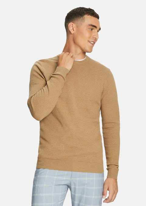Latte Channing Knit