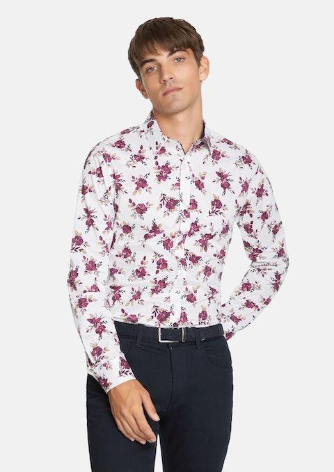 Multi Tatum Slim Shirt