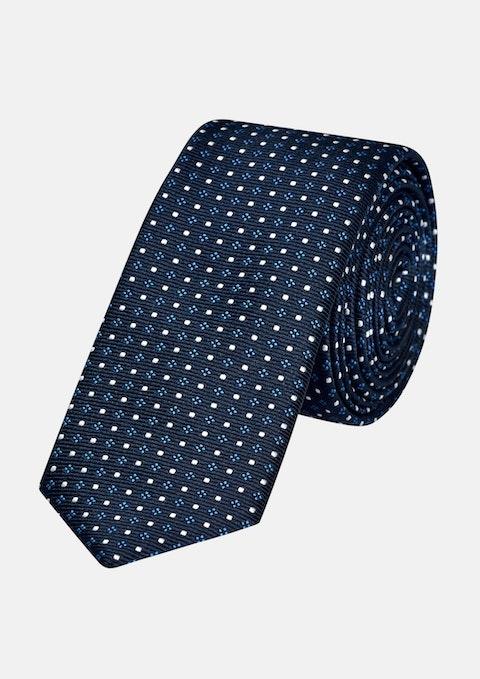 Navy Casen 5cm Tie