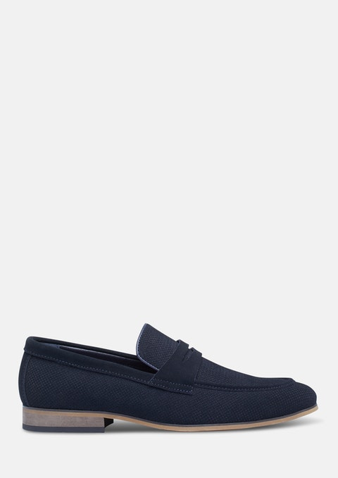 Ink Bryson Textured Loafer